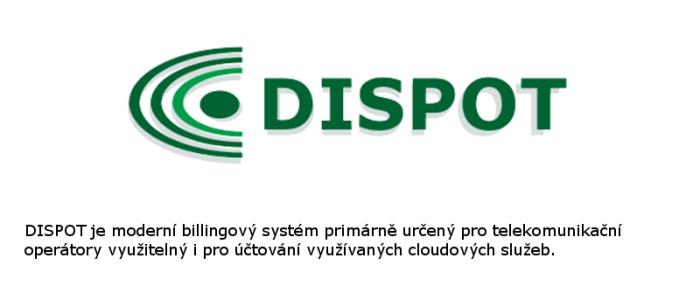 Billingový systém Dispot
